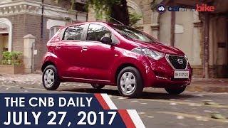 Datsun Launches redi-GO 1.0L | Tata Nexon Bookings Open | Maruti Opens NEXA Workshops