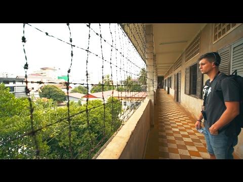 S21 Prison - Phnom Penh to Sihanoukville