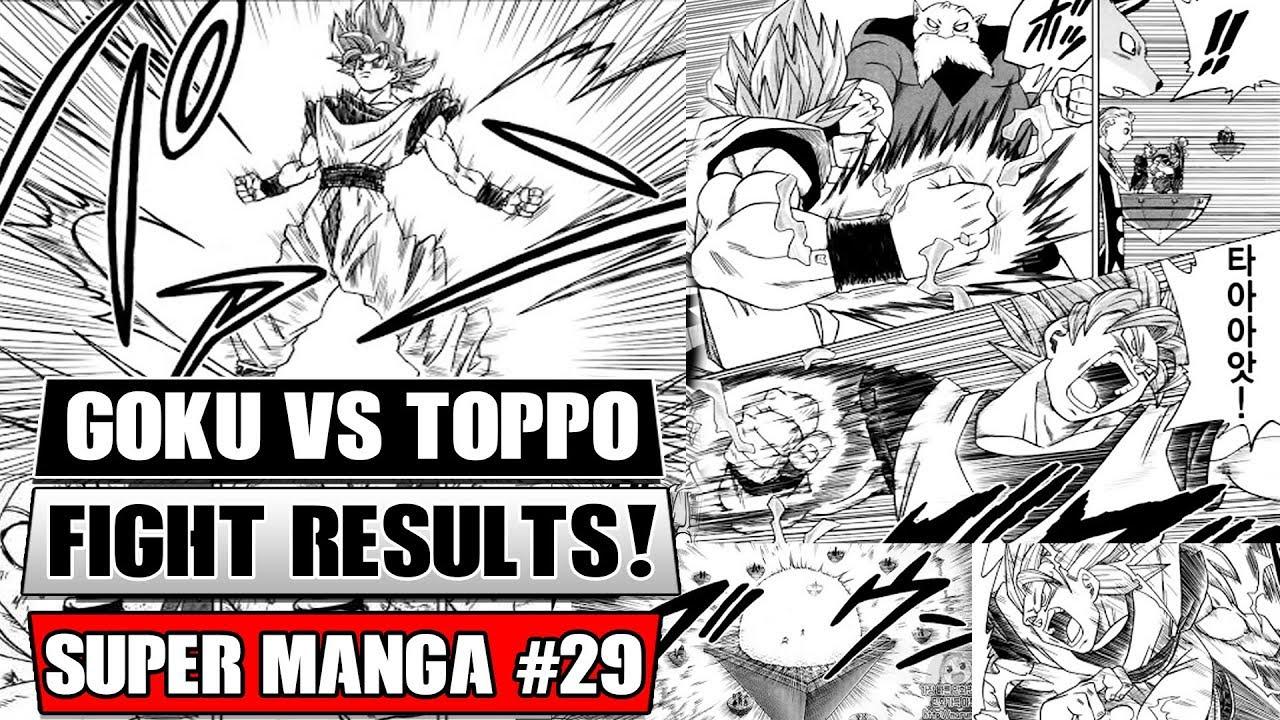 jirens power dragon ball super manga chapter 29 spoilers more