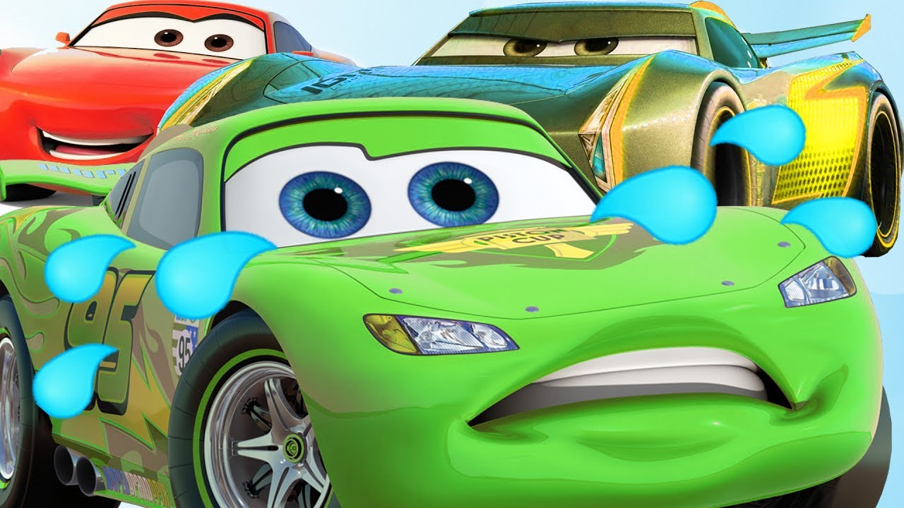 Cars 3 Jackson Storm Change Colors Learn Colors For Babies Cars