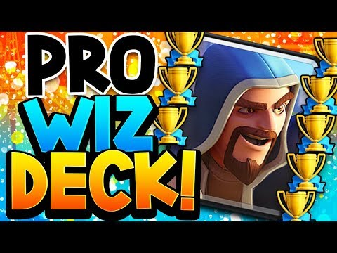 A Pro Who ACTUALLY USES Wizard! Top 100 🔥