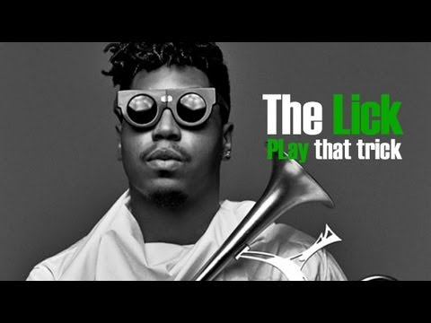 The Lick Episode 5# Christian Scott (Edison Jazz international winner 2012)