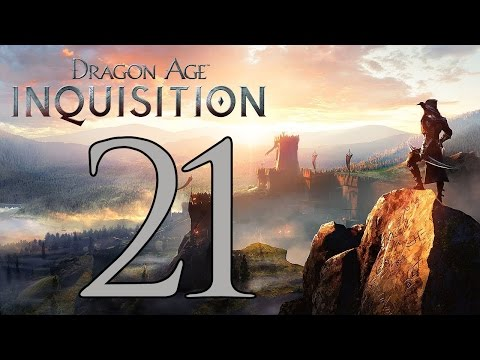 Dragon Age: Inquisition - Gameplay Walkthrough Part 21: Mind of the Inquisitor