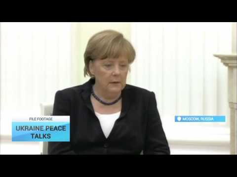 Ukraine Peace Talks: Merkel tells Putin to 'use influence' to end east Ukraine conflict