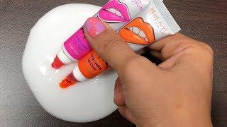 Slime Coloring - Most Satisfying Slime ASMR Video # 8 ! Tom Slime