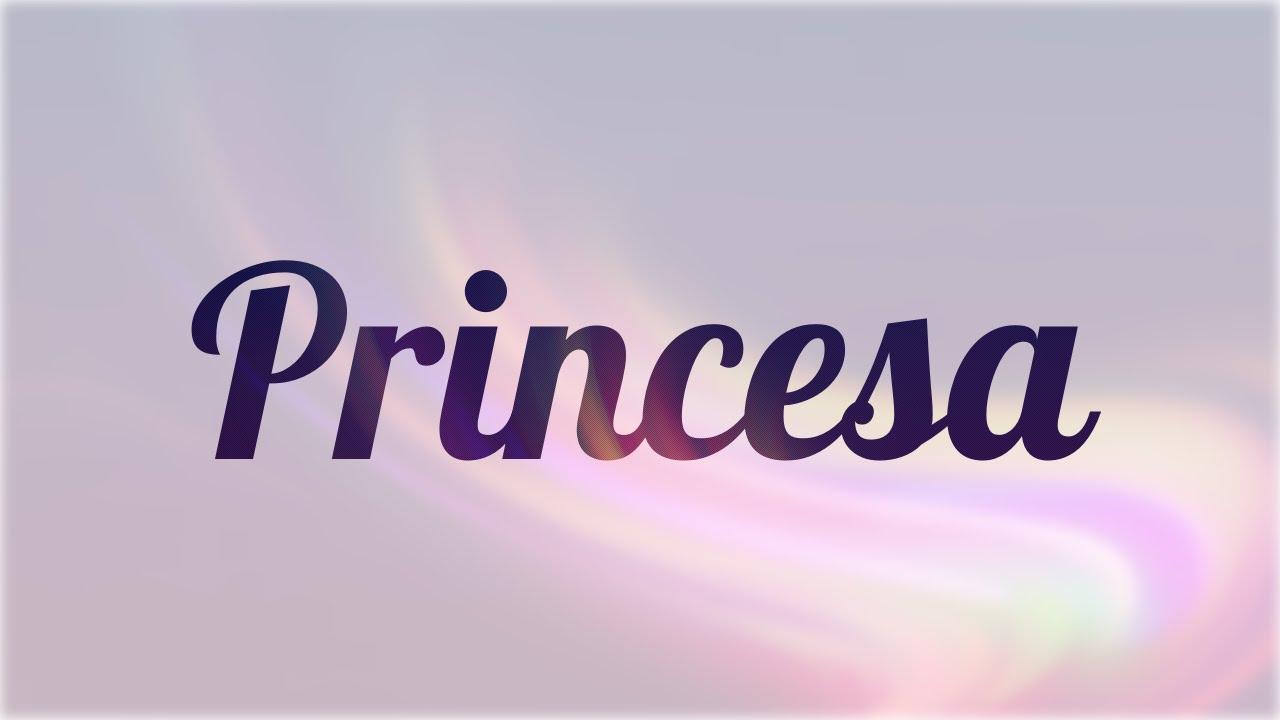 Significado De Princesa, Nombre Inglés Para Tu Bebe