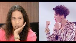 คลิปล้อเลียน ดาว ขำมิน vs ลูกเกด the face thailand2