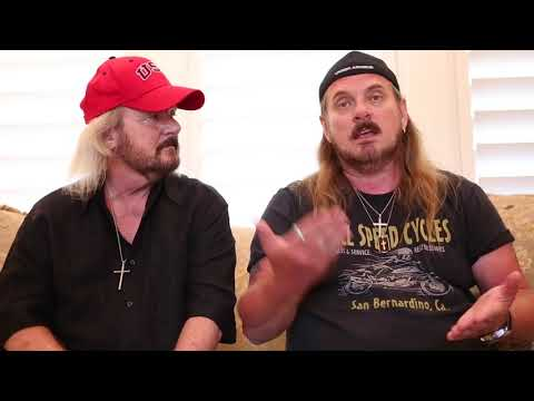 Johnny & Donnie Van Zant discuss The Van Zant Family Scrapbook