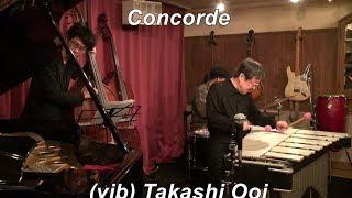 『大井貴司&Super Vibration』 (vib)大井貴司(Takashi Ooi) 、(p)田窪...