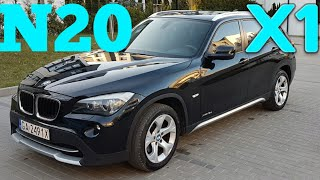 Отзыв владельца БМВ е84 с мотором N20.  Вот почему BMW x1 - лучший кроссовер в классе