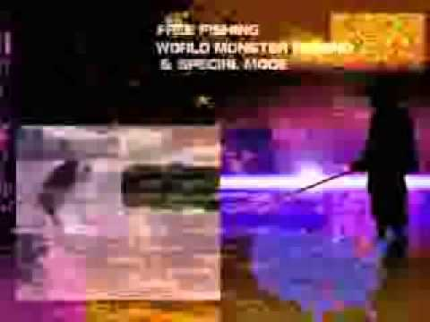 Big Ol Bass 2 - Title Screen