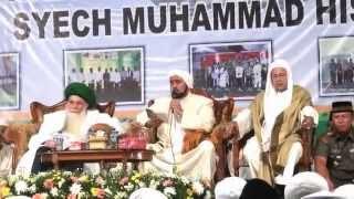 Habib Syech, Syeikh Hisyam, Habib Luthfi - Purwokerto Bersholawat 1