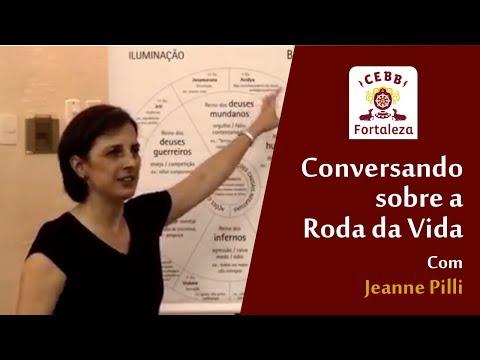 Conversando sobre a roda da vida | Jeanne Pilli | 08/10/2015
