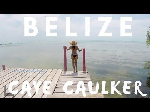 Caye Caulker | Belize Travel Vlog Day 1