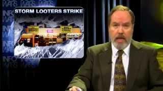 Shameless Looters Display Stolen Goods On Twitter #SandyLootCrew