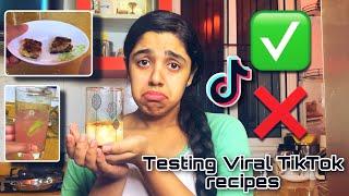 Testing viral tick-tock recipes  OshareeyaRai #oshsquad  #cooking #doglonacoffe