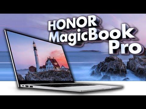 💻Новый ноутбук Honor Magicbook Pro с экраном 16.1 - модификации и цены 👍