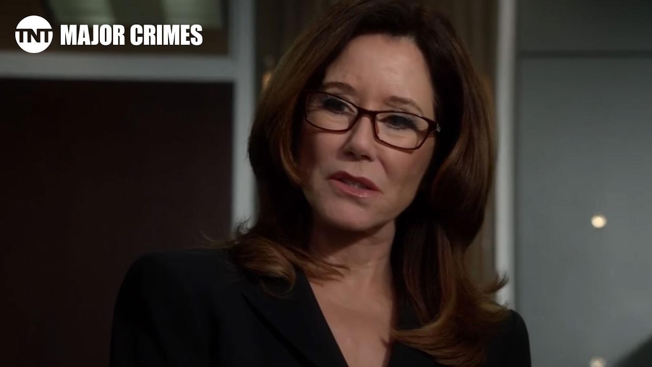 Major Crimes: Highlight #1- Season 5 Ep.12 [CLIP] | TNT