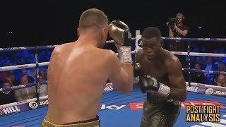 JOSHUA BUATSI VS TONY AVERLANT - KNOCKOUT!!! POST FIGHT REVIEW (NO FOOTAGE)