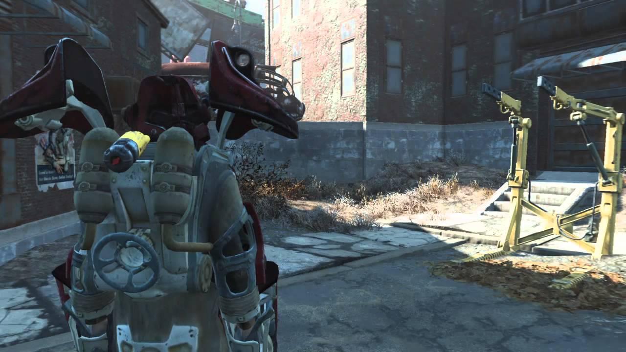 Fallout 4 Bug