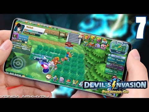 Catch Rare And Elite Pokemon! Champion Summoner - Android IOS Gameplay Part 7