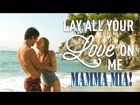 """""""Lay All Your Love On Me"""" from Mamma Mia! (2008) 