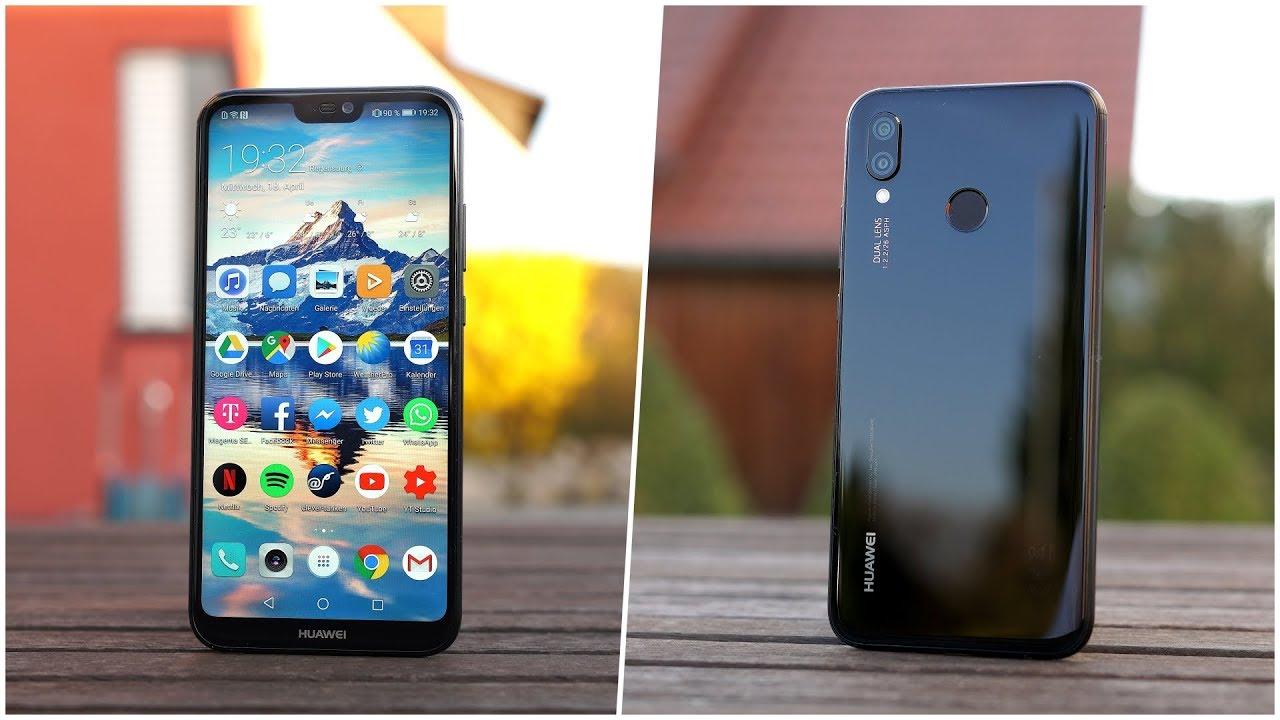 Review: Huawei P20 lite (Deutsch)   SwagTab