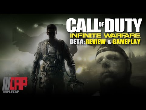 INFINITE WARFARE BETA - Review and Gameplay