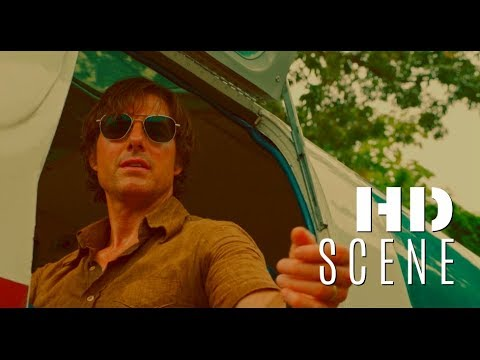 American made 2017 : first drug smuggling mission HD