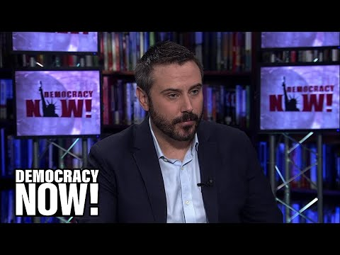 Drone War Exposed: Jeremy Scahill on U.S. Kill Program's Secrets & the Whistleblower Who Leaked Them