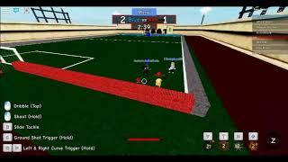 Futebol de Rua (TPS: Street Soccer) Roblox