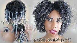 HAIR WAX DYE…
