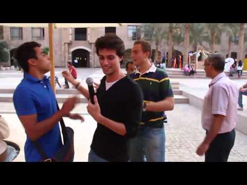 Closeup Egypt - AUC Karaoke 13