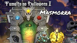 Masmorra tumulto no Halloween 1-MAGIC RAMPAGE