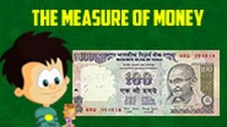 Learn the History and Measure of Money