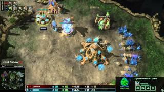 PvZ- Harstem vs Dimaga - game 3- Legacy of the Void Beta - Lotus league