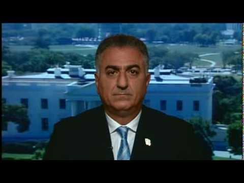 BBC HARDtalk - Reza Pahlavi - Iran National Council (9/10/13)