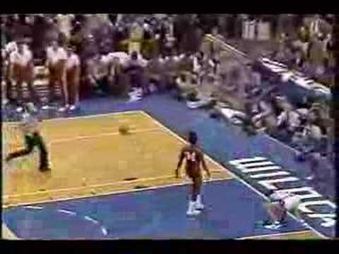 Rex Chapman Dunk on UofL