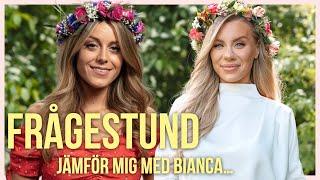 FRÅGESTUND - jämför mig med Bianca...