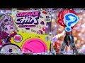 Capsule Chix (by Monster High Creator Garrett Sander) Blind Box Dolls UNBOXING & REVIEW!