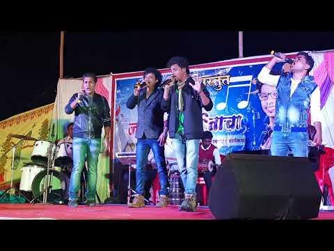 Orchestra jallosh sangitacha with jagdish Patil  live performance