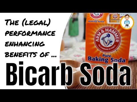 Bicarbonate Soda explained | Be faster and stronger for longer! Part 2/4 Safe Supplements (18+)
