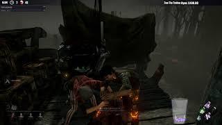 Dead by Daylight RANK 8 SURVIVOR! - HE'S STILL NOT BANNED BTW...
