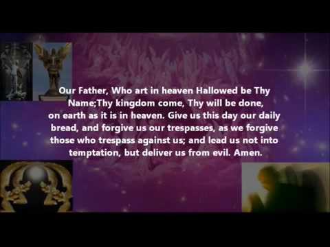 The Chaplet Of Saint Michael Youtube