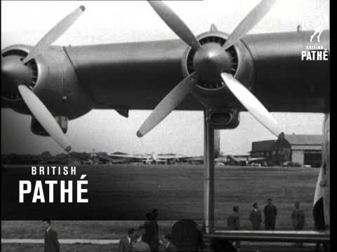 Selected Originals - Farnborough Air Show (1950)