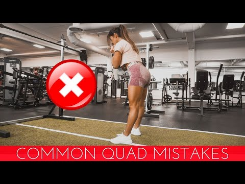 7 Common Workout Mistakes and the way to Fix Them