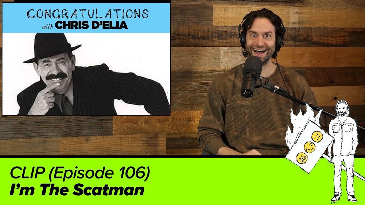 CLIP: I'm The Scatman - Congratulations with Chris D'Elia