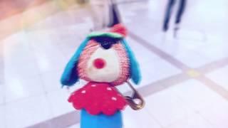 """西中島きなこ """"散らばるこころ (feat.たむらま)"""" (Official Music Video)"""