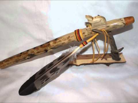 Native American Flute music Lone Wolf