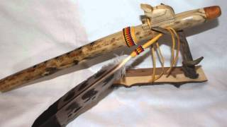 Native American Flute music Lone Wolf